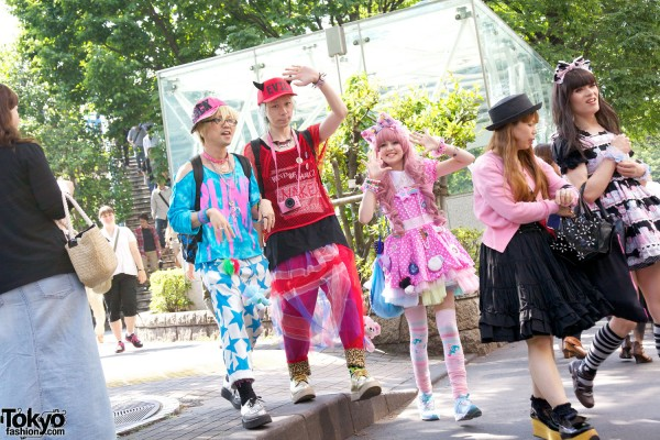 Harajuku Fashion Walk #10 (21)