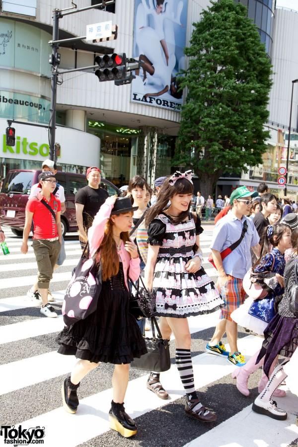 Harajuku Fashion Walk #10 (27)