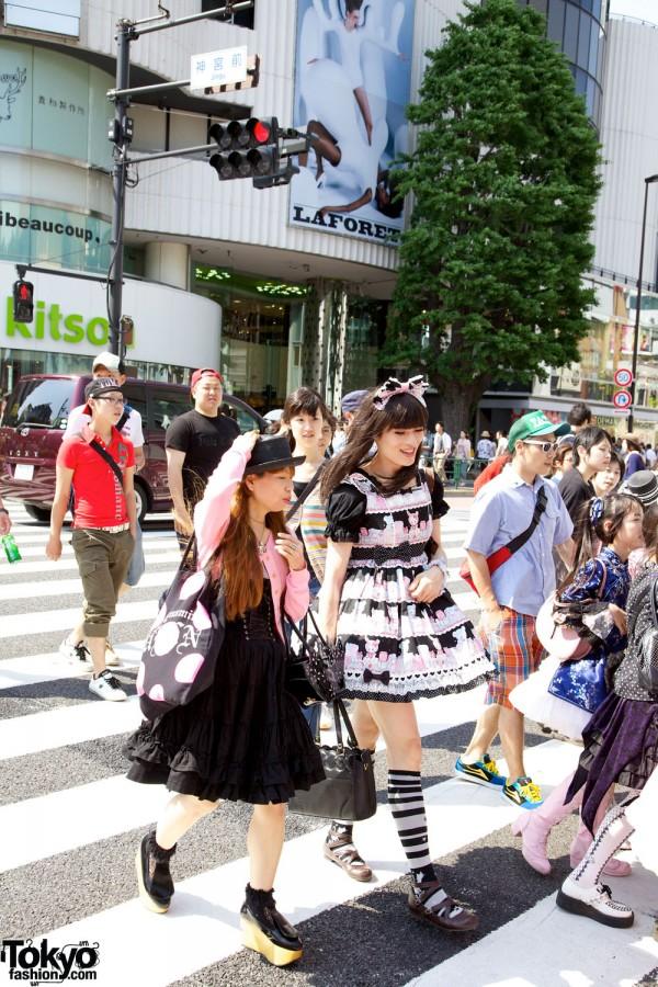 Harajuku Fashion Walk #10 (27)