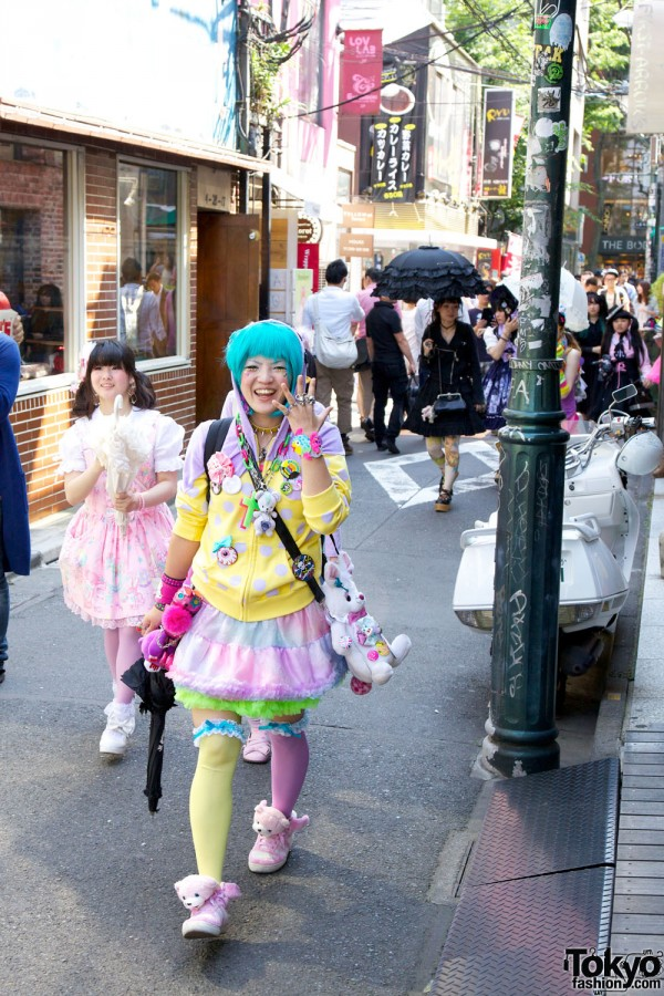 Harajuku Fashion Walk #10 (32)