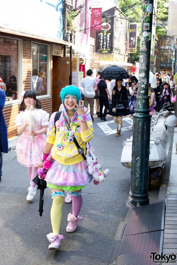 Harajuku Fashion Walk #10 (32)