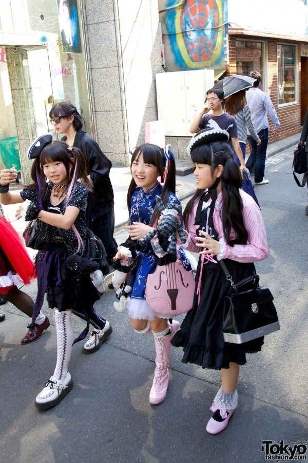 Harajuku Fashion Walk #10 (34)