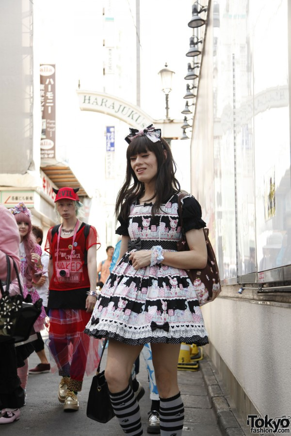 Harajuku Fashion Walk #10 (36)