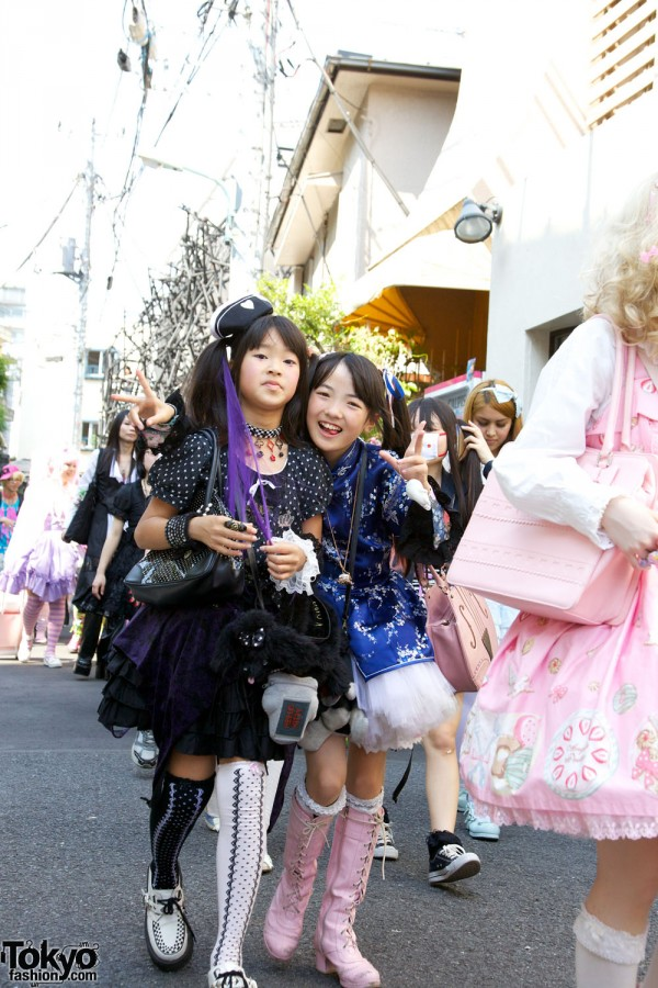 Harajuku Fashion Walk #10 (40)
