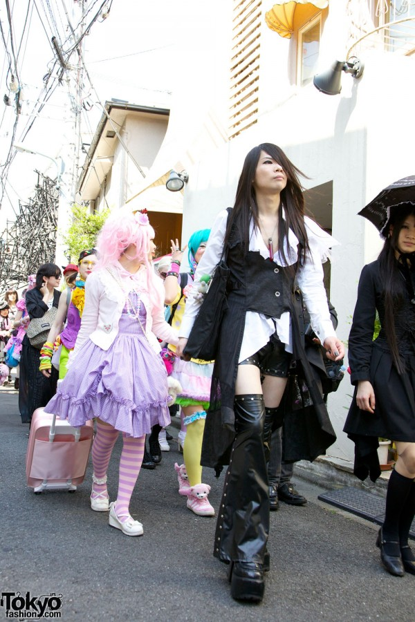 Harajuku Fashion Walk #10 (43)
