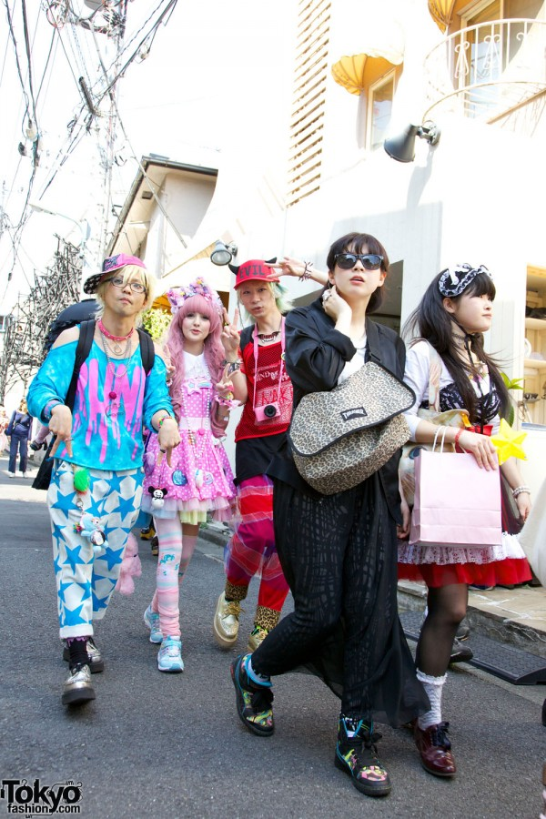 Harajuku Fashion Walk #10 (46)