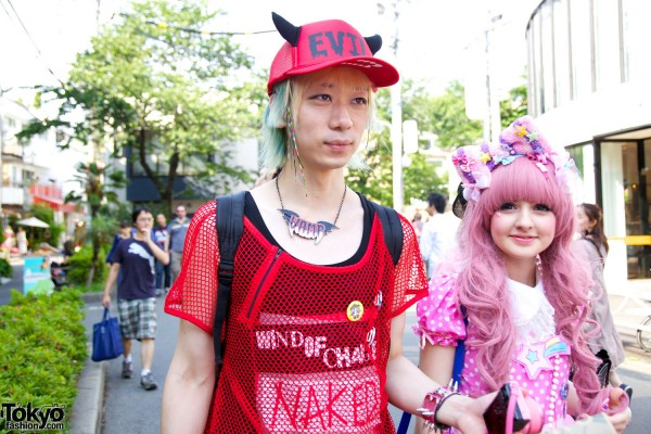 Harajuku Fashion Walk #10 (62)