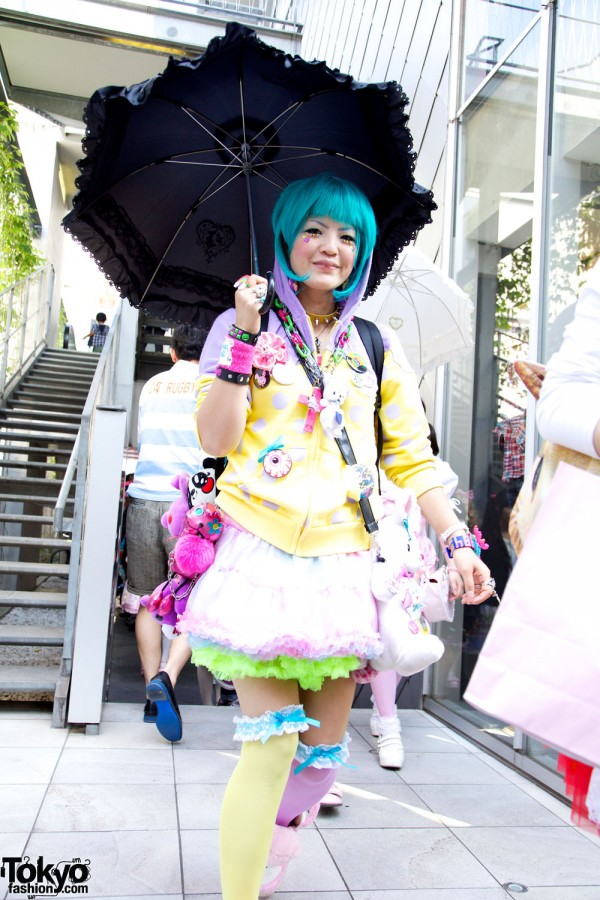 Harajuku Fashion Walk #10 (69)