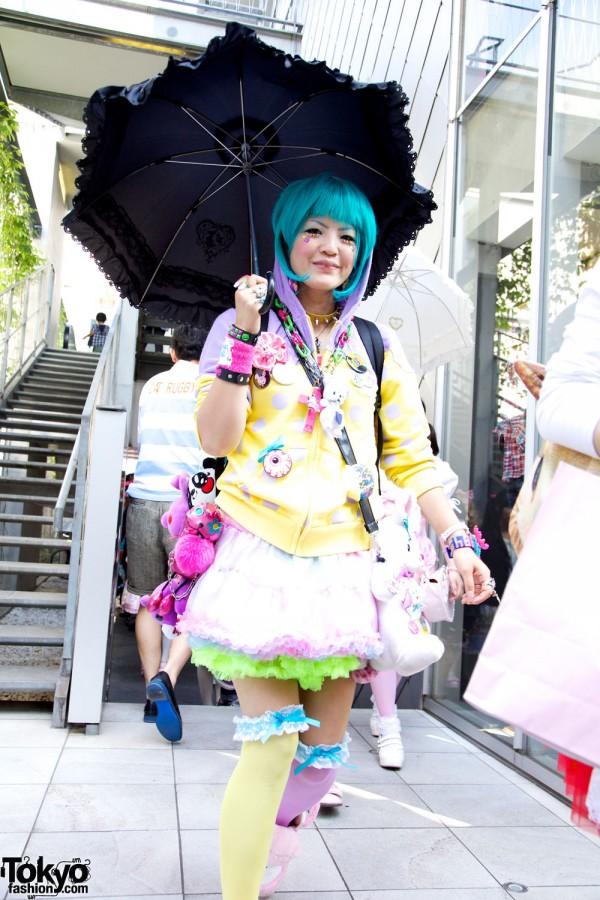 Harajuku Fashion Walk #10 (69)