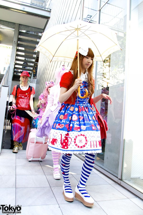 Harajuku Fashion Walk #10 (73)