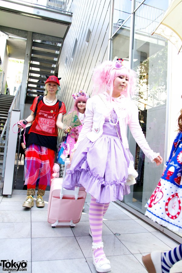 Harajuku Fashion Walk #10 (74)
