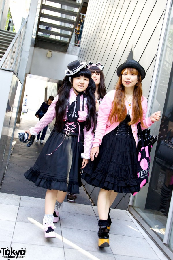 Harajuku Fashion Walk #10 (76)