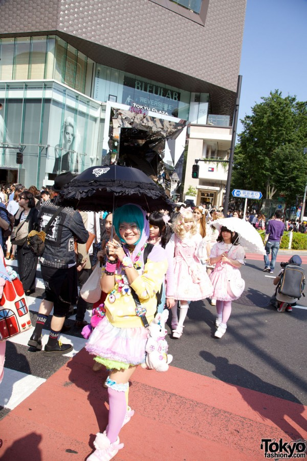 Harajuku Fashion Walk #10 (78)