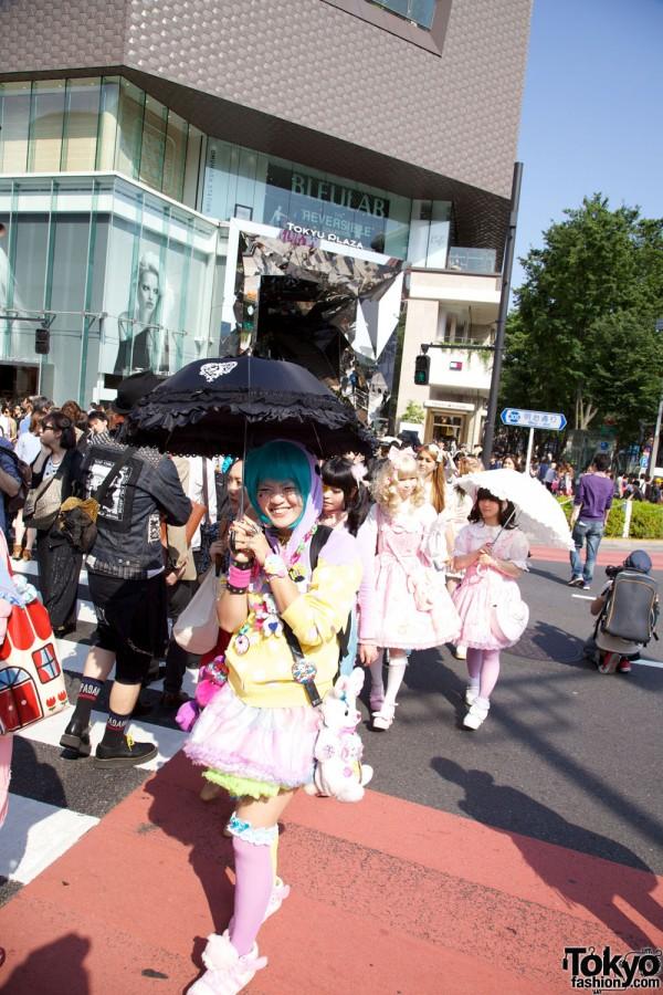 Harajuku Fashion Walk #10 (78)