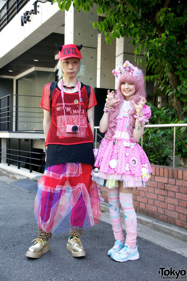 Harajuku Fashion Walk Street Snaps 10 (1)