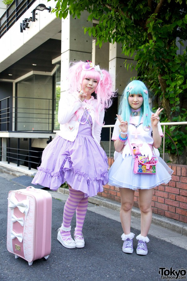 Harajuku Fashion Walk Street Snaps 10 (3)