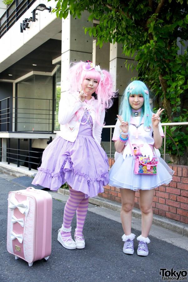 Harajuku Fashion Walk Street Snaps 10 (3)