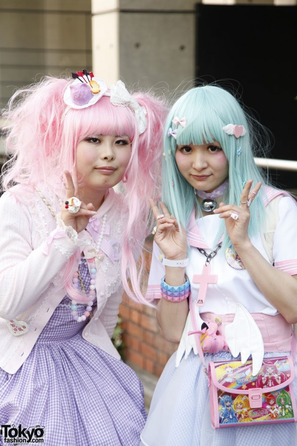 Harajuku Fashion Walk Street Snaps 10 (4)