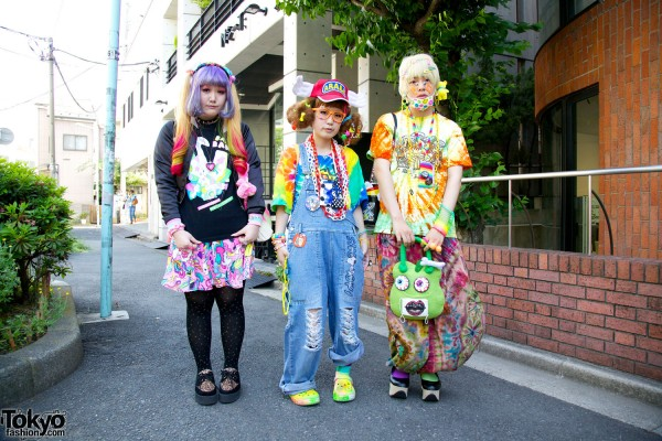 Harajuku Fashion Walk Street Snaps 10 (5)