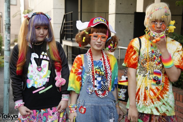 Harajuku Fashion Walk Street Snaps 10 (6)