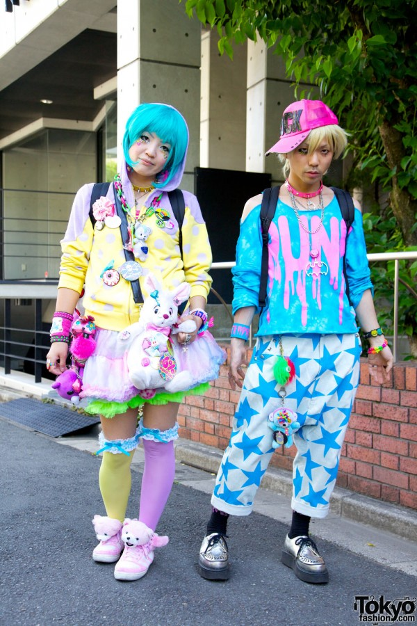 Harajuku Fashion Walk Street Snaps 10 (7)