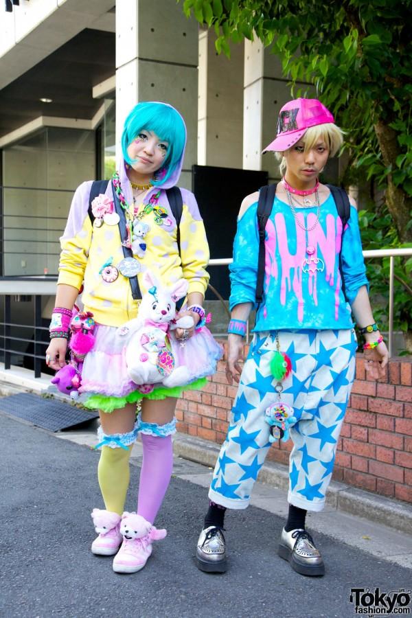 Harajuku Fashion Walk Street Snaps 10 (7)