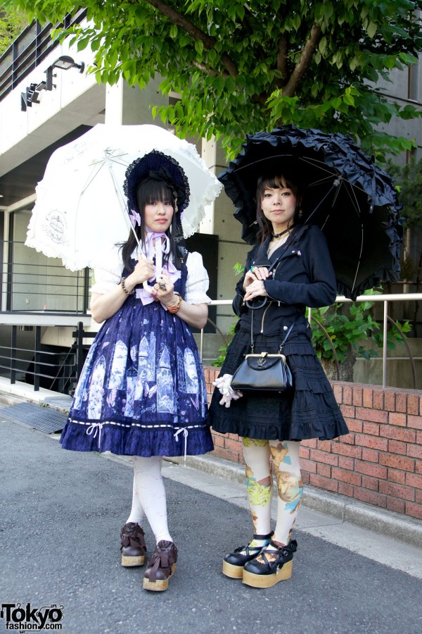 Harajuku Fashion Walk Street Snaps 10 (9)