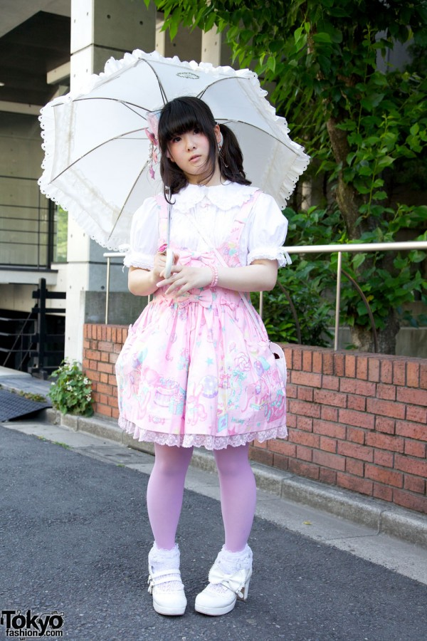 Harajuku Fashion Walk Street Snaps 10 (13)
