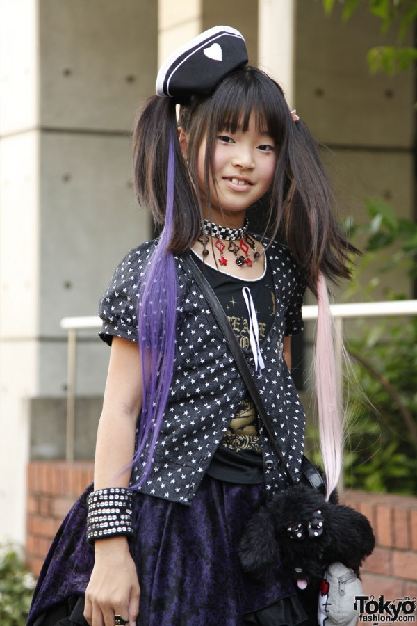 Harajuku Fashion Walk Street Snaps 10 (20)