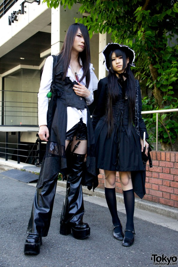 Harajuku Fashion Walk Street Snaps 10 (23)