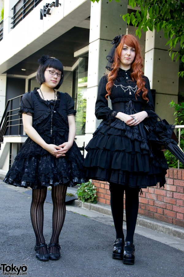 Harajuku Fashion Walk Street Snaps 10 (25)