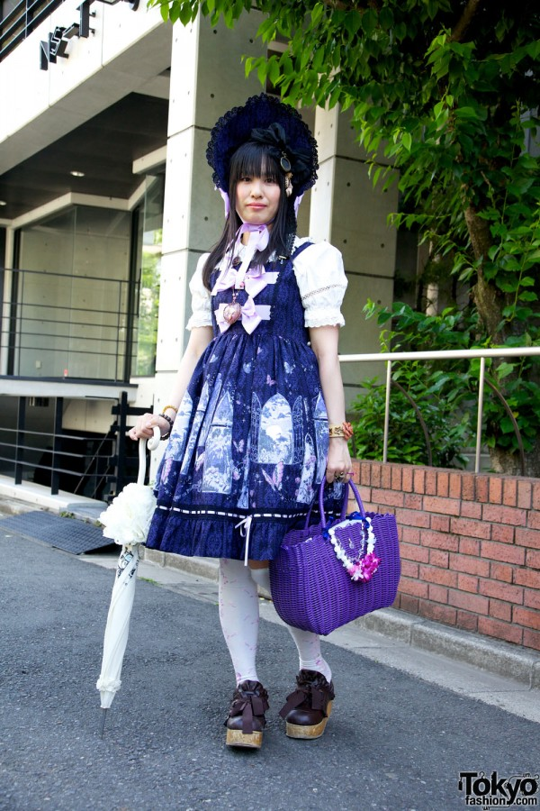 Harajuku Fashion Walk Street Snaps 10 (27)