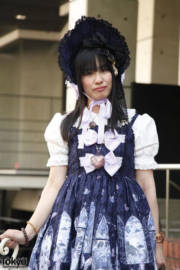 Harajuku Fashion Walk Street Snaps 10 (28)