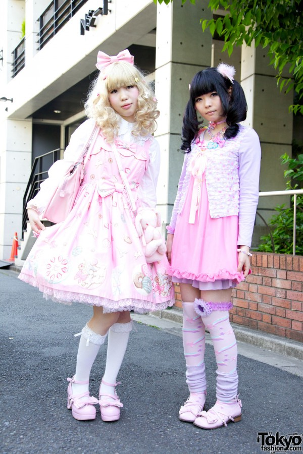 Harajuku Fashion Walk Street Snaps 10 (29)