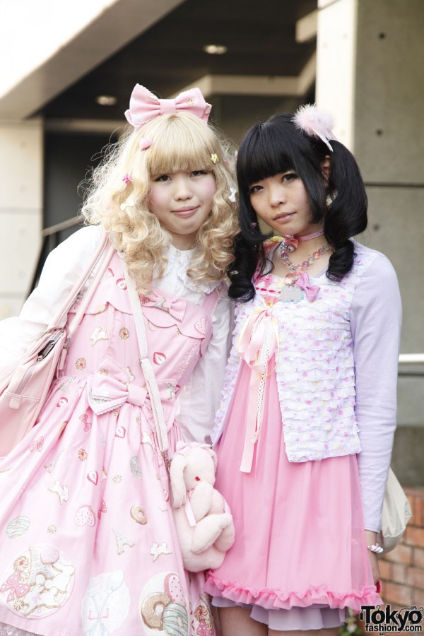 Harajuku Fashion Walk Street Snaps 10 (30)