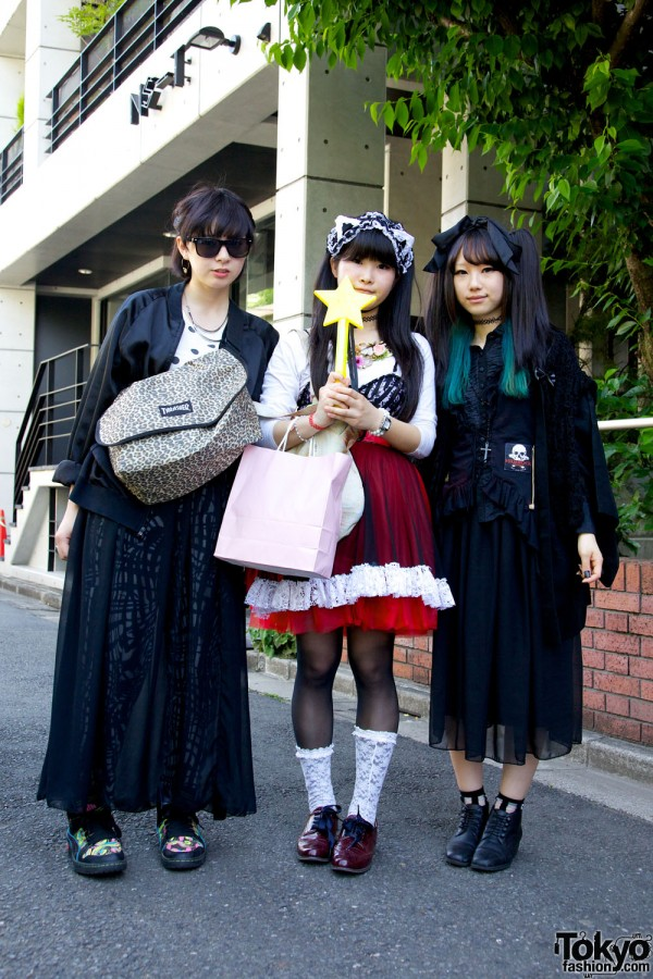 Harajuku Fashion Walk Street Snaps 10 (31)