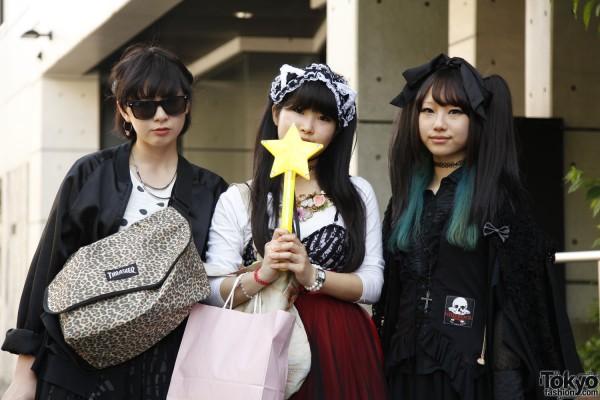 Harajuku Fashion Walk Street Snaps 10 (32)