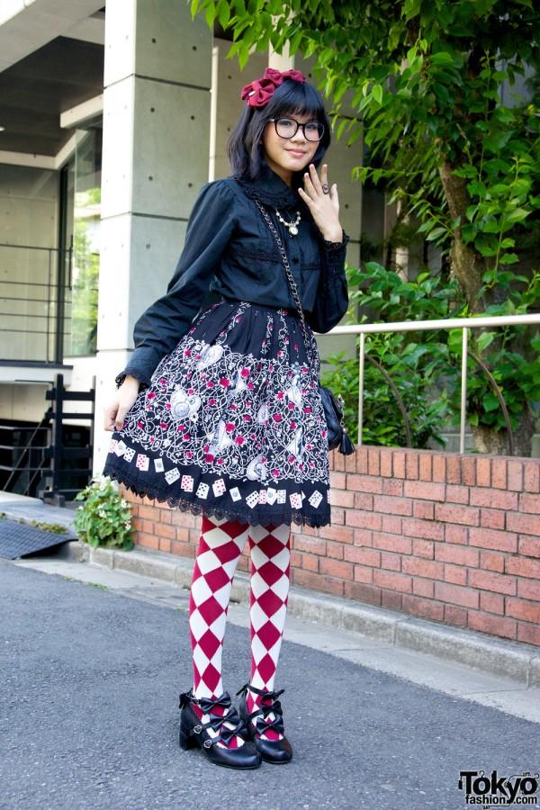 Harajuku Fashion Walk Street Snaps 10 (33)