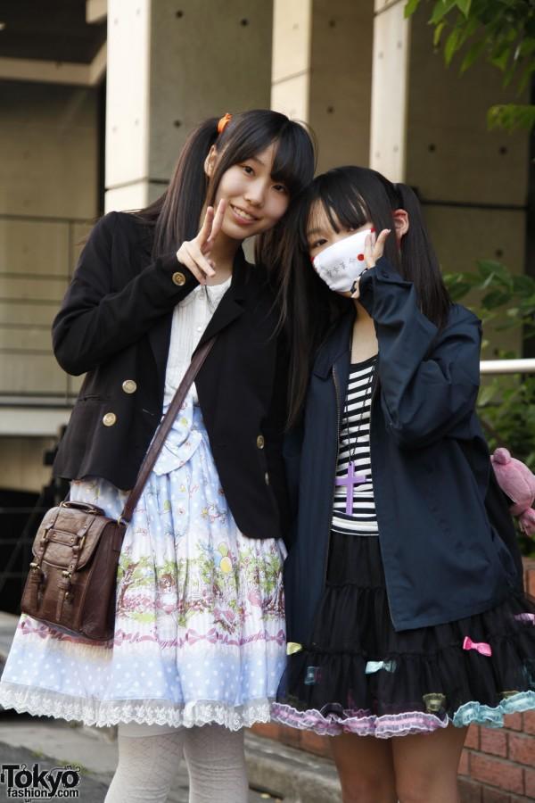 Harajuku Fashion Walk Street Snaps 10 (38)