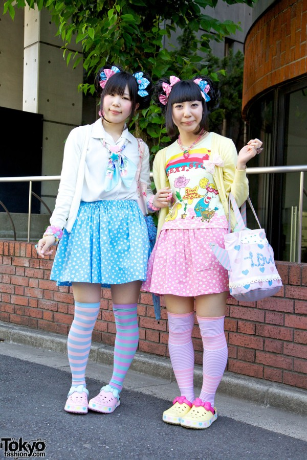 Harajuku Fashion Walk Street Snaps 10 (39)