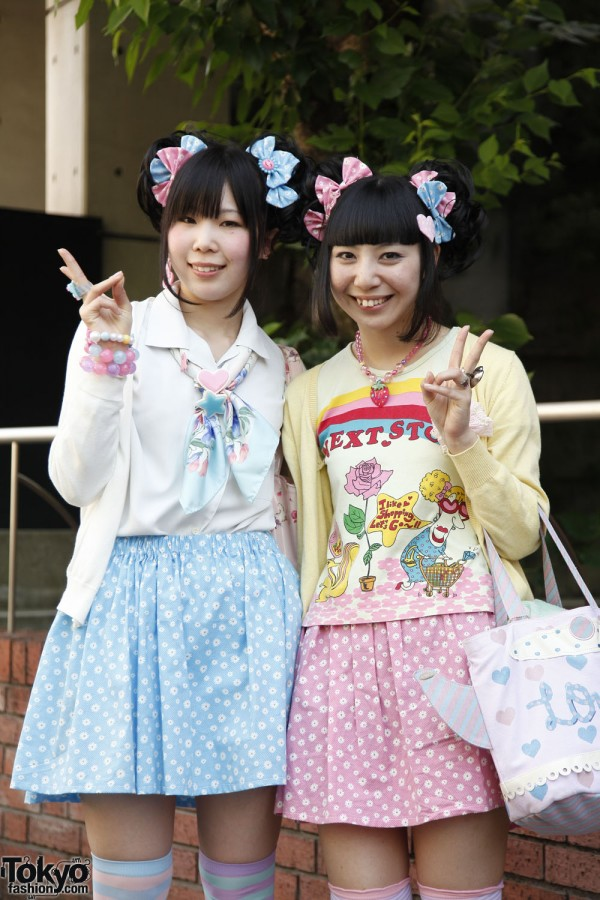 Harajuku Fashion Walk Street Snaps 10 (40)