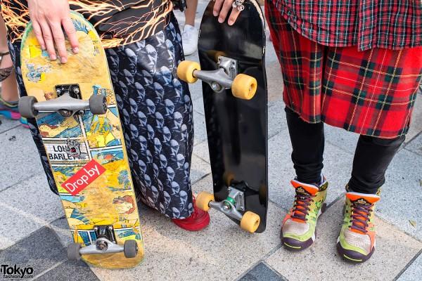 SPX & Jeremy Scott Sneakers in Harajuku