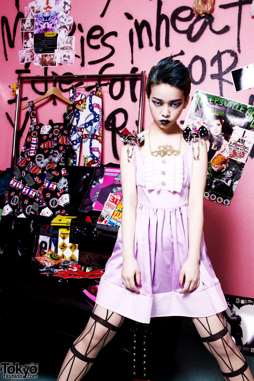 "Nude N Rude – Tokyo's ""Bright Despair"" Lifestyle Boutique & Fashion Brand"
