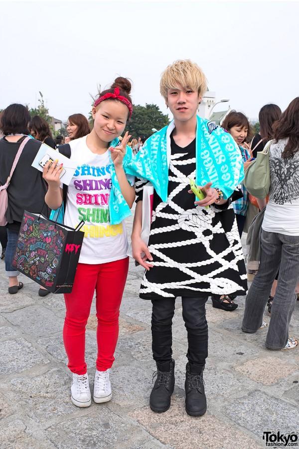 Shinee World 2012 Tokyo (7)
