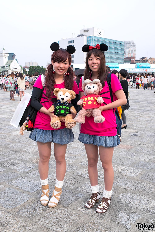 SHINee World 2012 Tour Tokyo - Fan Fashion Snaps