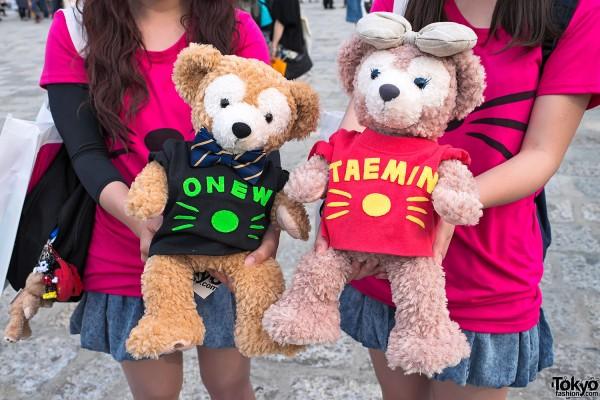 Shinee World 2012 Tokyo (11)