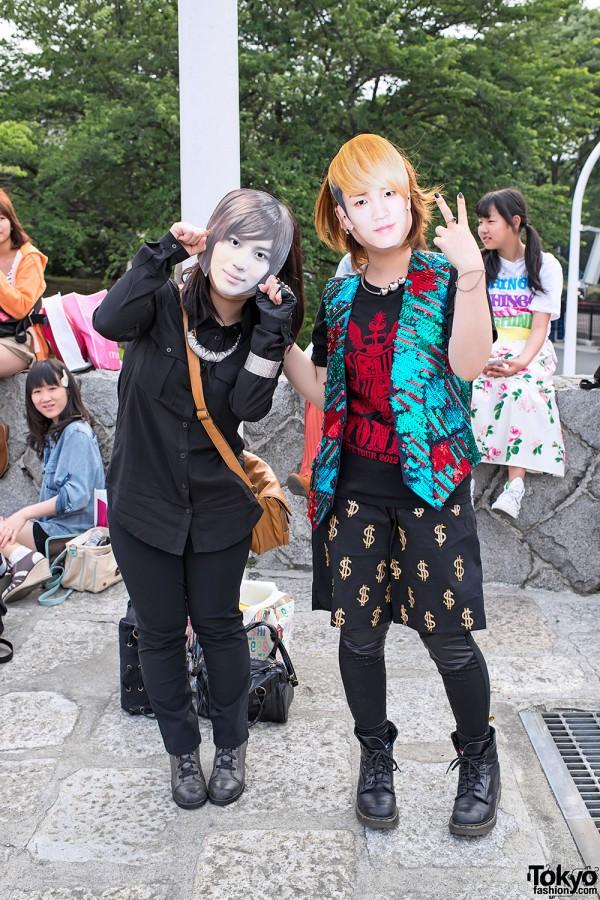 Shinee World 2012 Tokyo (12)