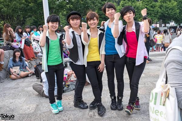 Shinee World 2012 Tokyo (14)