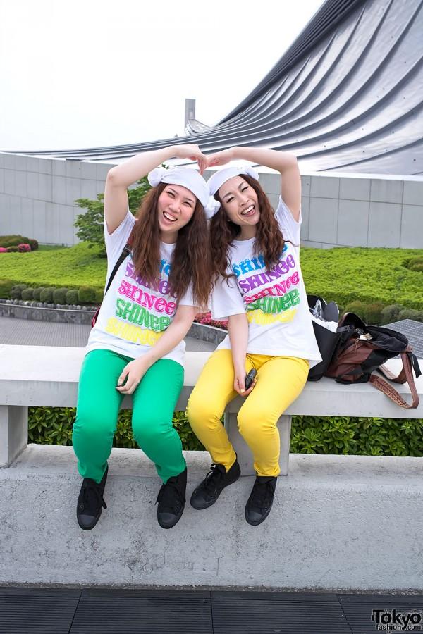 Shinee World 2012 Tokyo (16)