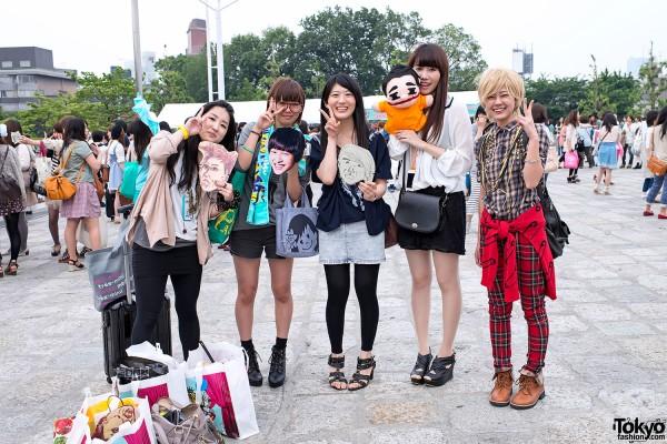 Shinee World 2012 Tokyo (19)